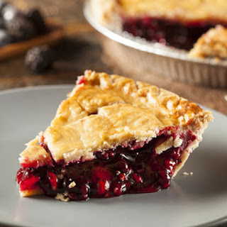 Paula Deen's Old-Fashioned Strawberry Pie.