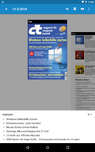 c't Magazin 3.4.7 screenshots 20