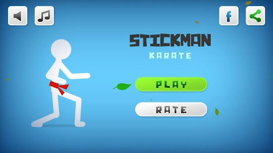 Stickman karate android apps on google play