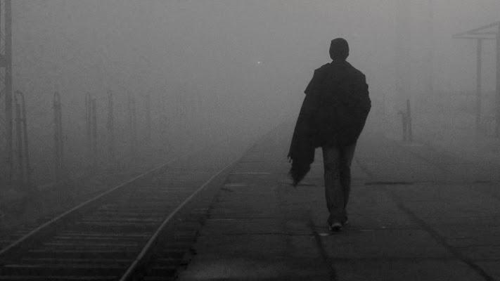 On the railway di alecatt