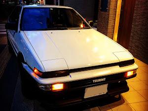 スプリンタートレノ AE86 GTAPEX 61年式 2ドアクーペのカスタム事例画像 Takeshi Kusanoさんの2019年07月24日21:37の投稿
