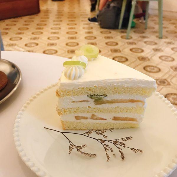 一個月只營業四天的神祕蛋糕店,懷念起記憶內的靜謐美好,苷舍 ,高雄甜點
