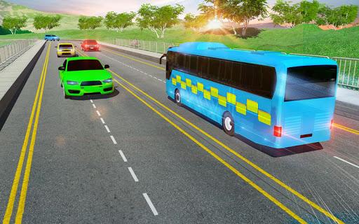City Coach Bus Simulator - Modern Bus Driving Game 1.0 screenshots 3