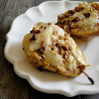 Roasted Pears Herbed Goat Cheese Recipes