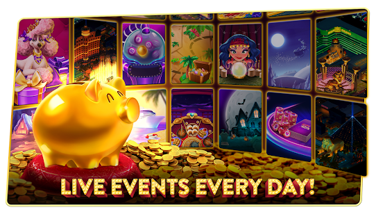 POP! Slots ™- Play Holiday Casino Slot Machines! App Latest Version Download For Android and iPhone 5