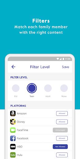 Circle Smart Parental Controls screenshot 3