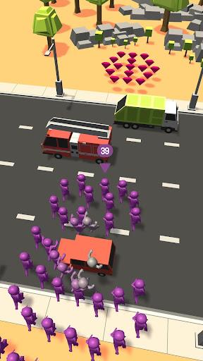 Télécharger Gratuit Crowd VS Traffic APK MOD (Astuce) screenshots 4
