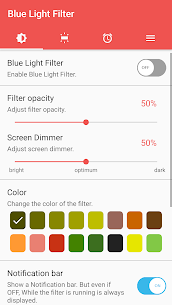 sFilter – Blue Light Filter Pro v1.6.1 Cracked APK 1