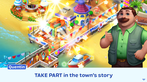 Match Town Makeover: Your town is your puzzle 1.4.501 screenshots 12