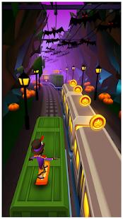 Subway Train Surf Run 3D - náhled