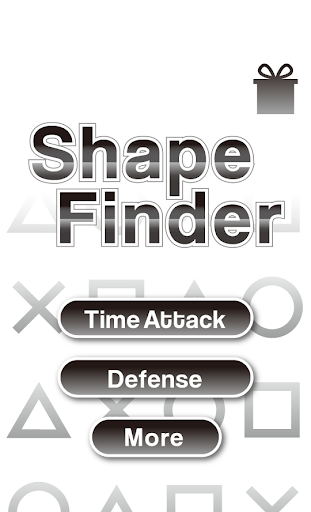 Shape Finder ~Tap the target~