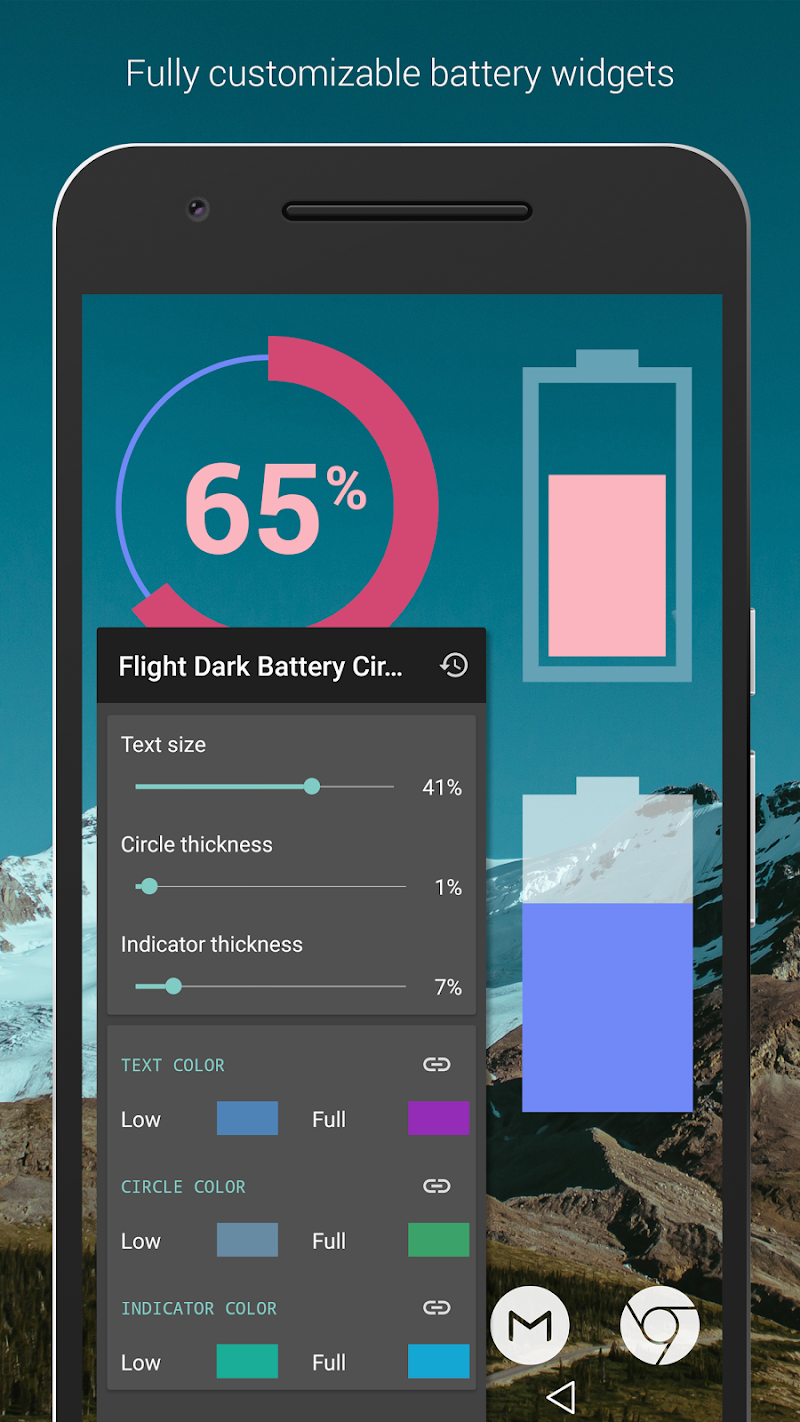 Flight - Flat Minimalist Icons (Pro Version) Screenshot 3