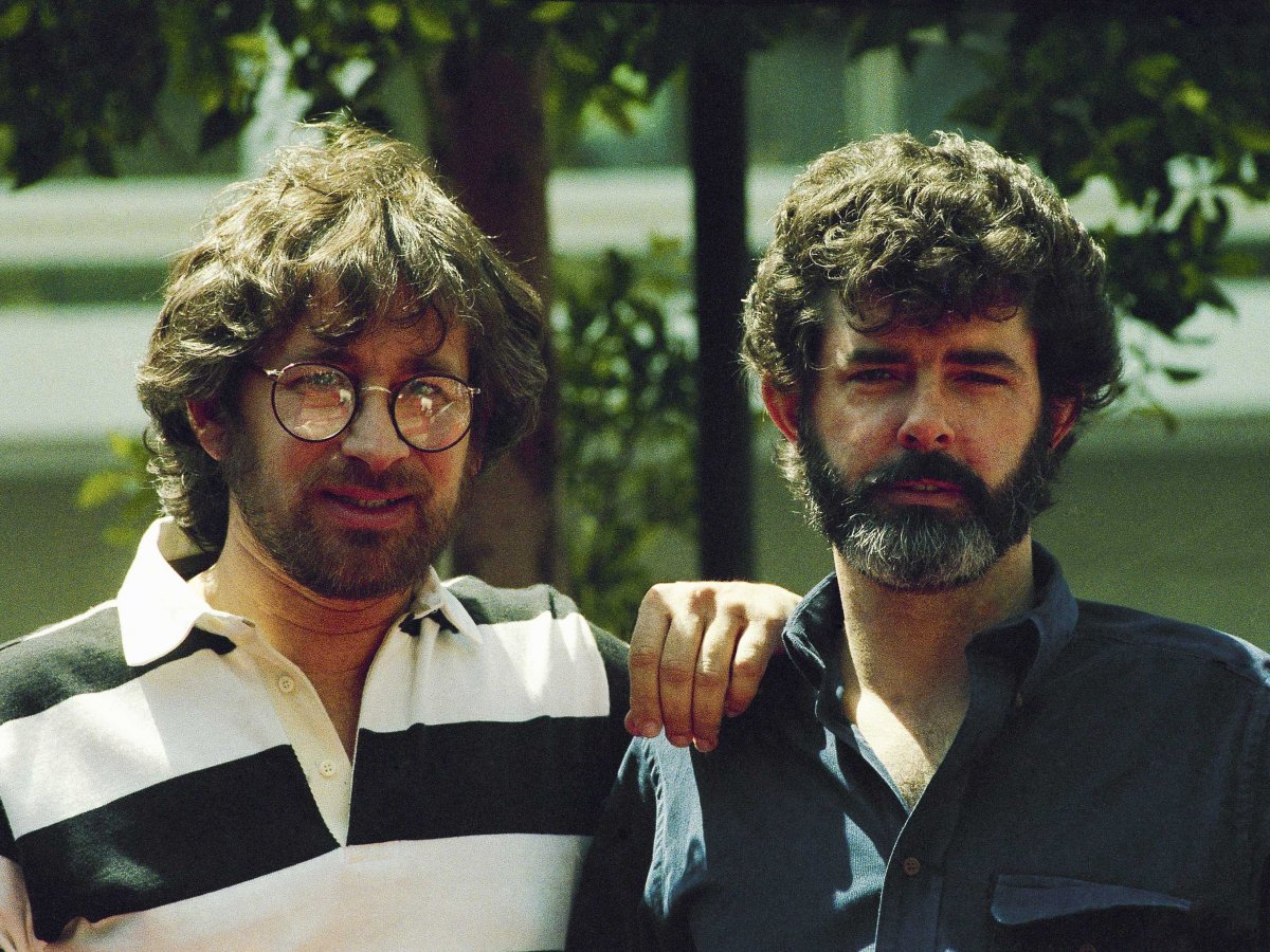 How Steven Spielberg Made Millions Off 'Star Wars' After A 1977 Bet With George Lucas