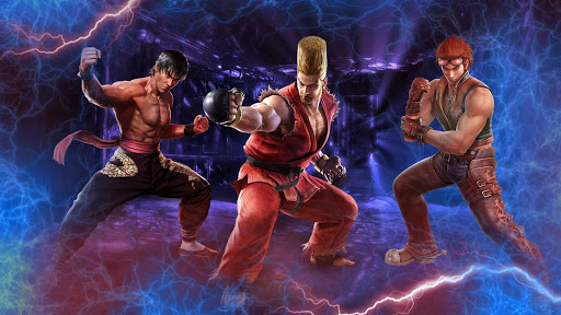 Immortal Gods Superhero Fighting vs Gangster Games 1.1 7