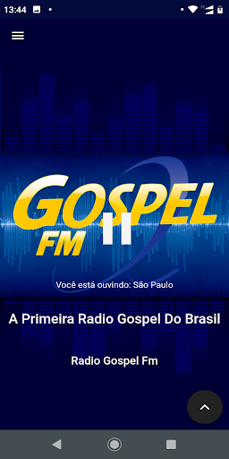 radio gospel fm - sao paulo screenshot 2