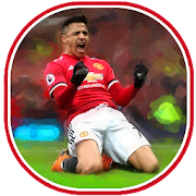 Alexis wallpaper- Manchester- Chile