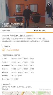 Peluquería Agustín Martinez - náhled