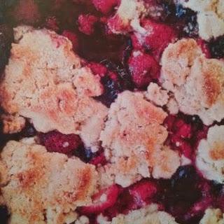 3 Berry-Cobbler