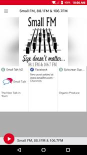 Small FM, 88.1FM & 106.7FM - náhled