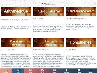 Brevet de maths 2017-Mathovore- screenshot thumbnail