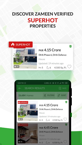 Zameen - No.1 Property Search and Real Estate App 3.6.0.3 screenshots 5