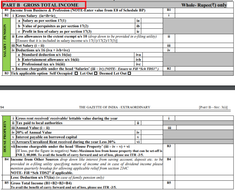 What is ITR4 Form?3