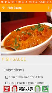 Zambian Recipes screenshot