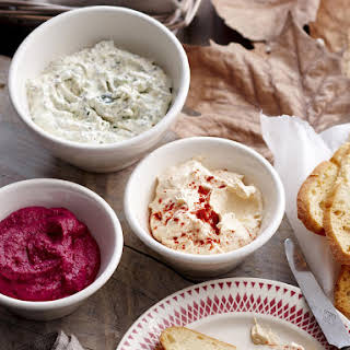 Trio of Dips.