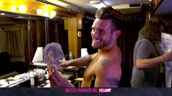 Nico on Josh's Tattoos