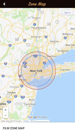 NYC Film Maps screenshot 4
