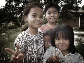 Photo: in Cambodia