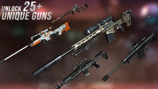 ApkMod1.Com SWAT Sniper 3D 2019 Free Shooting Game + (Free Shopping) for Android Action Game