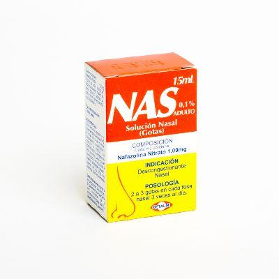 nafazolina nas ad gotas nasales 15ml oftalmi