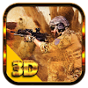 Desert Sniper Assassin Shot 3D