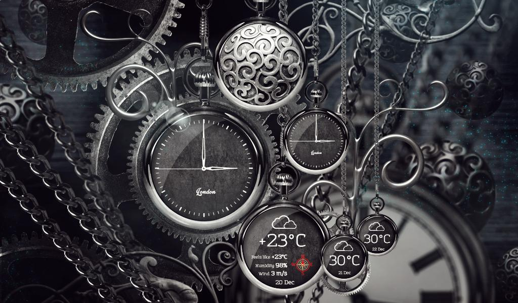 FREE Black Clock Android Apps on Google Play