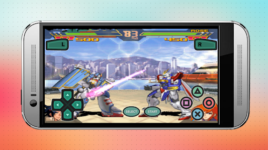 Download PSone PS1 Emulator APK latest version game for android devices