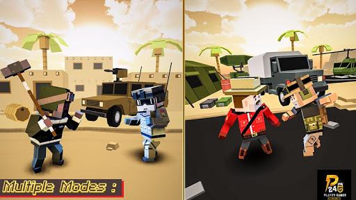 Code Triche Craft Fighting Heroes: Survival Story APK MOD (Astuce) screenshots 4
