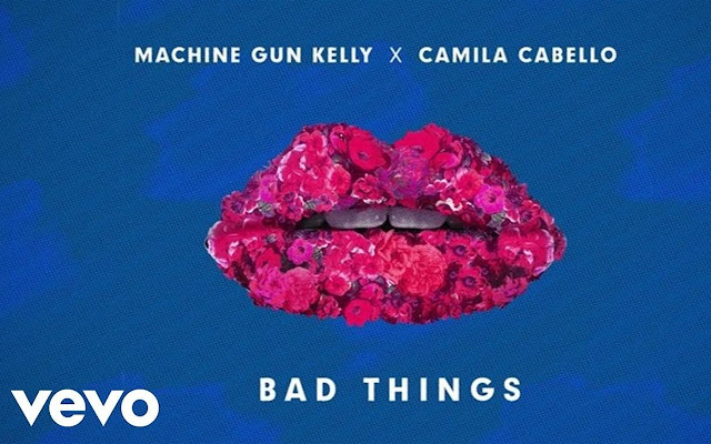 Machine Gun Kelly,Camila Cabello-Bad Things