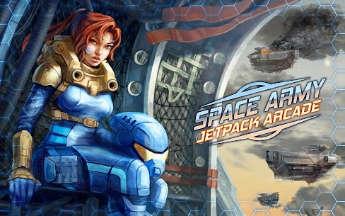 Space Army – Jetpack Arcade Mod Apk 1.0 (Unlimited Currency) 6