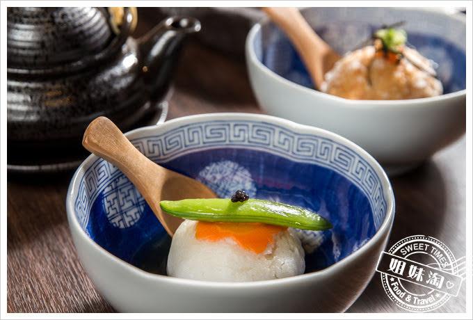 墨吉日本料理山藥饅頭
