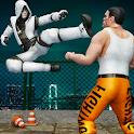 Real Kung Fu Karate Fighting Future Fighter Ninja icon