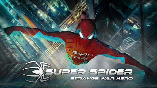 Super Spider Strange War Hero for PC