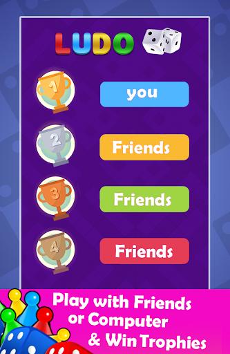 Ludo Classic Game : Parchisi Game 2020 screenshot 1