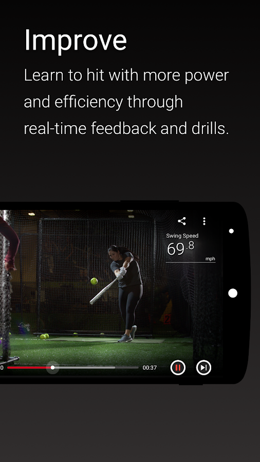 Blast Softball- screenshot