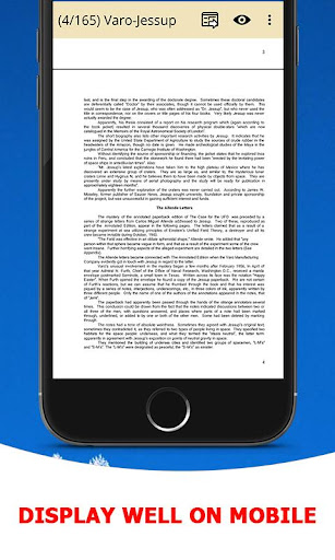 PDF Reader & PDF Viewer Ebook 1.0.9 screenshots 7