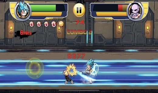 Stickman Fight : Dragon Legends Battle 5