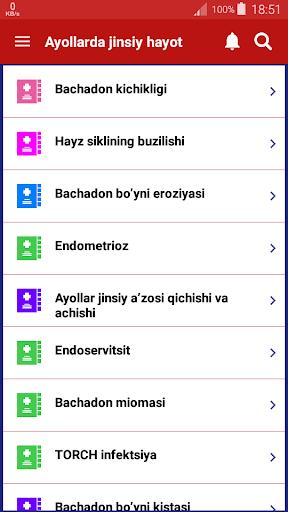 ayollarda jinsiy hayot screenshot 2
