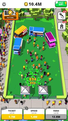 Télécharger Idle Concert apk mod screenshots 6