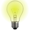 LED Flashlight widget icon