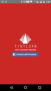 TinyLoan - náhled
